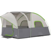 Ozark Trail 12' x 8' Modified Dome Tunnel Tent, Sleeps 6