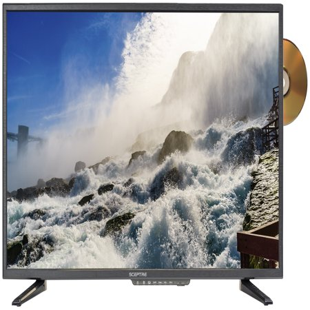 "Sceptre 32"" Class HD (720P) LED TV (E325BD-SR) with Built-in DVD Player"