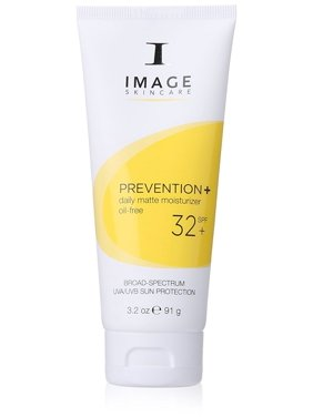 Image Skin Care Prevention+ Daily Matte Moisturizer Oil-Free SPF 32 Sunscreen, 3.2 Oz