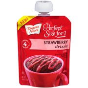 Pinnacle Foods Duncan Hines Perfect Size for 1 Topping, 4.4 oz