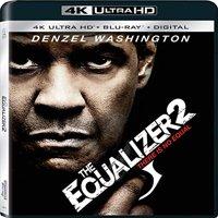The Equalizer 2 (4K Ultra HD + Blu-Ray + Digital)