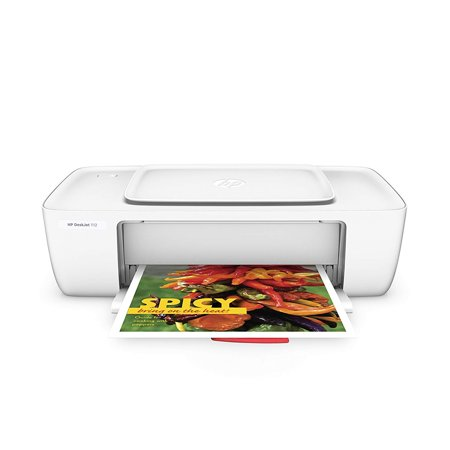 HP DeskJet 1112 Compact Printer (F5S23A) (Genuine Hp Color Inkjet)
