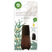 Air Wick Essential Mist Fragrance Oil Diffuser Refill, Eucalyptus, Air Freshener