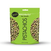 Wonderful Pistachios Roasted & Salted No Shell Pistachios, 12 Oz.