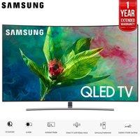 """Samsung QN55Q7C QN55Q7 55Q7 55Q7C 55"""" Q7CN Curved Smart 4K Ultra HD QLED TV (2018) (QN55Q7CNAFXZA)"""