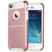 For Apple iPhone (6 Plus) (6s Plus) Shockproof Impact Hard Soft Case 86676dd6a79f0