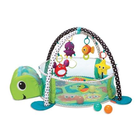 Gaui Ball - Grow-with-Me Activity Gym & Ball Pit