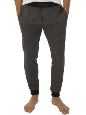 Fruit of the Loom Men's Poly Rayon Jogger Sleep Pant