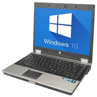 Refurbished HP Elitebook 8440p Laptop Notebook, Intel Core i5 2.4GHz, 8GB DDR3, 250GB SATA HDD, DVDRW, Windows 10 Home 64bit w/ Restore Partition