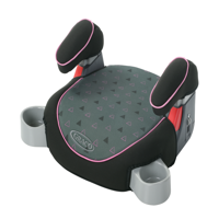 Graco TurboBooster Backless Booster Car Seat, Deena