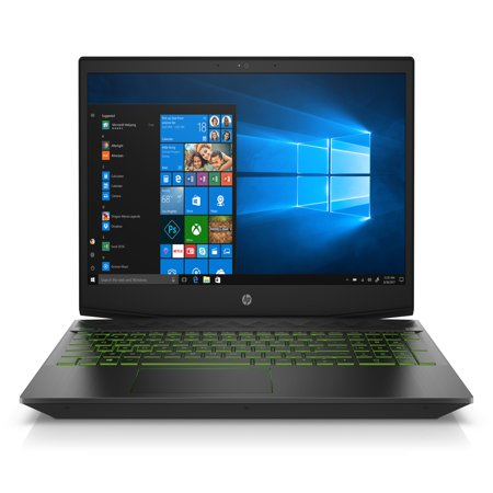 HP 15-CX0077WM Pavilion Gaming Laptop 15.6 inches Full HD, Intel Core i7-8750, NVIDIA GeForce GTX 1060 3GB, Windows 10, 1TB HDD + 16GB Optane memory, 8GB SDRAM, Black