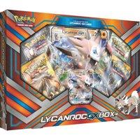 Pokemon Lycanroc GX Box Trading Cards