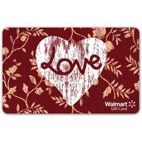 Love Walmart Gift Card