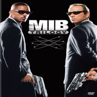 MIB Trilogy (DVD)