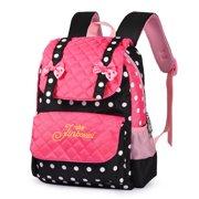58903dd454e School Bag - Vbiger Casual Nylon Shoulder Daypack Children School Backpacks  for Teen Girls
