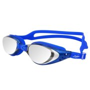 eeb9a927 Zodaca Adjustable Eye Protect Non-Fogging Anti UV Swimming Goggle Glasses  Adult Blue (with