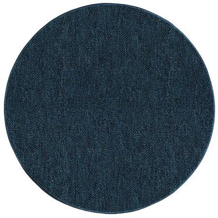 Saturn Collection Pet Friendly Indoor Outdoor Area Rugs Teal - 9