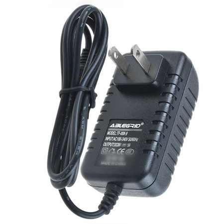 ABLEGRID 9V AC / DC Adapter For Behringer BUC400 Ultra Bass CD400 Chrous  Space-D 9VDC Power Supply Cord