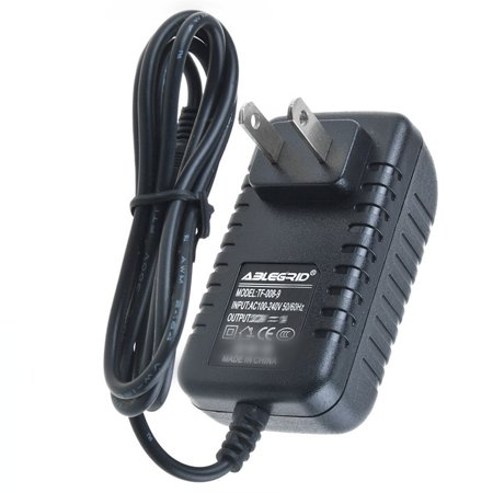 ABLEGRID AC / DC Adapter For XBOB 4 XBOB-4 Text Inserter Cash Register Point of Sale POS Retail CCTV DVR Serial DB9 Power Supply Cord ()