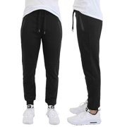 f7f45f0b4229 Men's Jogger Sweatpants With Zipper Pockets