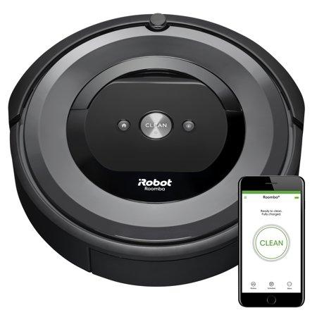 iRobot® Roomba® e6 Wi-Fi® Connected Robot Vacuum (6134)