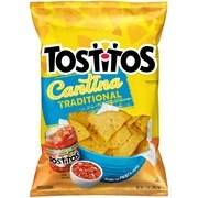 Tostitos Cantina Traditional Tortilla Chips, 12 Oz.