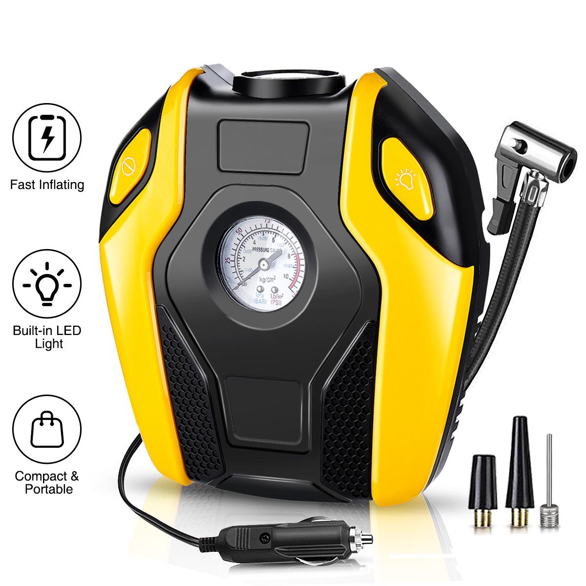Augienb Portable Electric Air Compressor