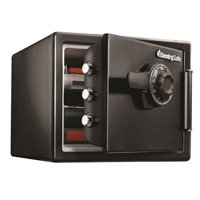 SentrySafe SF082CS Fireproof Safe with Dial Combination 0.82 cu ft