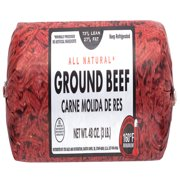 73% Lean/27% Fat, Ground Beef Roll, 3 lb
