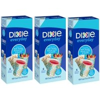 Dixie Paper Cups, 5 oz, 100 Count