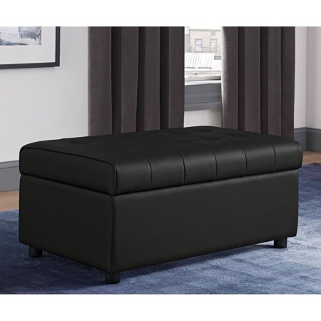 Dhp Emily Rectangular Storage Ottoman Multiple Colors
