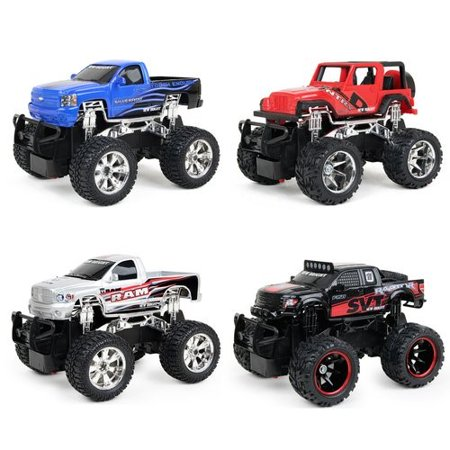New Bright 1:24 Scale Radio Control F/F Truck ()