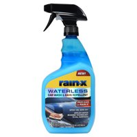 NEW! Rain-X Waterless Car Wash & Rain Repellent 32 FL OZ - 620100