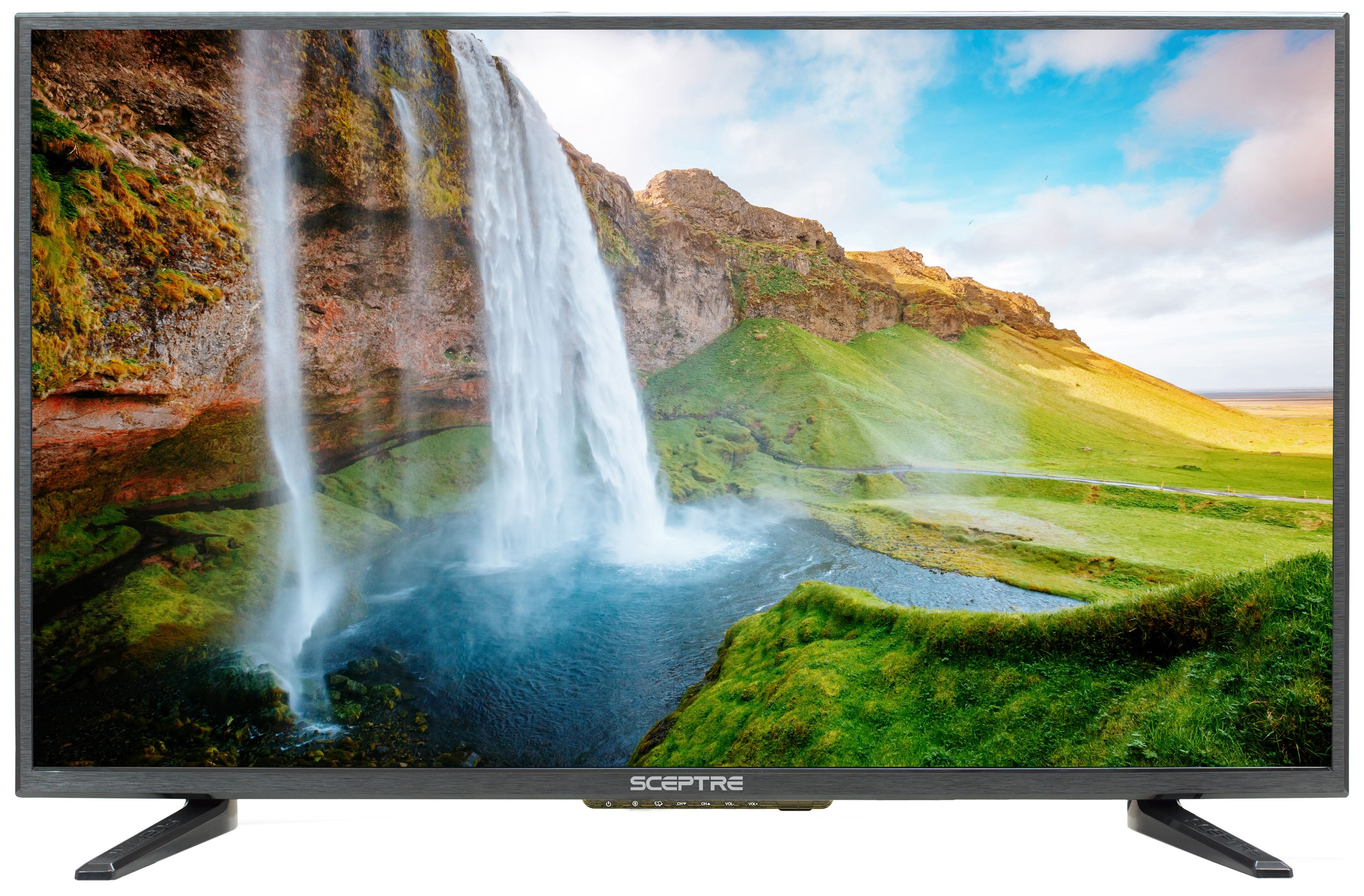 Sceptre 32-in Class FHD LED TV...