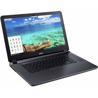 "Acer Chromebook 15.6"" Intel Dual-core 1.6 ghz 4 GB Ram 16 GB Flash Chrome OS 