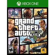 Grand Theft Auto V, Rockstar Games, Xbox One, 710425495243