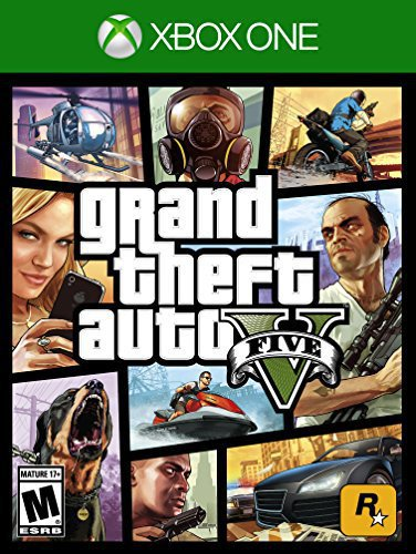 Grand Theft Auto V, Rockstar Games, Xbox One (Gta V Best Price)