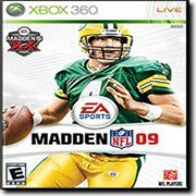 Madden NFL 09 - Xbox360 (Refurbished)