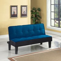 ACME Furniture Hamar Flannel Futon, Multiple Colors