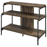 "Ameriwood Home Bloomington TV Stand for TVs up to 55"", Rustic"