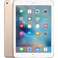 "Apple iPad Air 2 Wi-Fi + Cellular - Tablet - 64 GB - 9.7"" IPS (2048 x 1536) - 4G - LTE - gold"