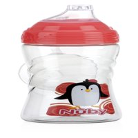 Nuby Thirsty Kids Sip-It Sport Soft Spout Sippy Cup