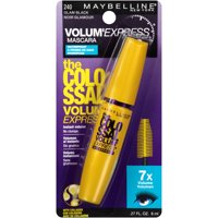 Maybelline The Colossal Waterproof Mascara, Glam Black