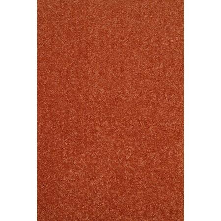 - Home Queen Solid Color Rust 5'X7 ' - Area Rug