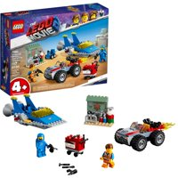LEGO The LEGO Movie 2 Emmet and Benny's 'Build and Fix' Workshop 70821