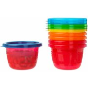 The First Years Take & Toss Snack Cups, 4.5 Oz, 6 Pk