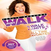 Leslie Sansone: Walk to the Hits All Time Favorites (DVD)
