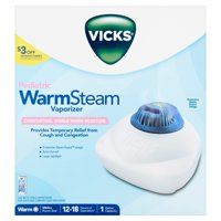 Vicks White Pediatric Warm Steam Vaporizer
