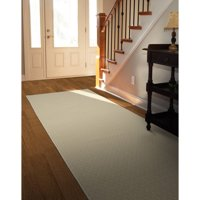 "Medallion Collection ""Over-sized"" Runner Rug,"