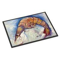 Shrimp Door Mat